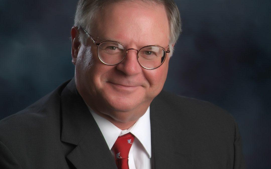 Herschel E. Richard receives award